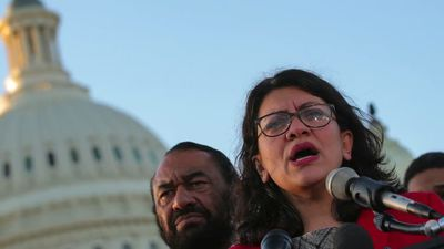U.S. Rep Tlaib says she won't visit West Bank under 'oppressive' conditions