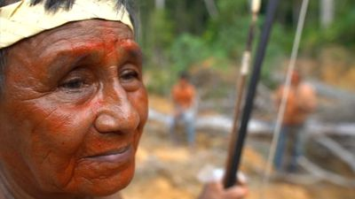 'Until my last drop of blood' tribe vows to protect Amazon