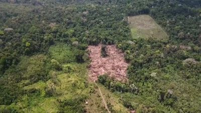 A nun's brutal death shows lawlessness in Brazil's Amazon