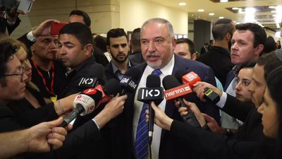 Former Netanyahu aide Lieberman could be Israeli kingmaker