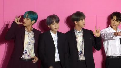 BTS 'is back' after first holiday in six years