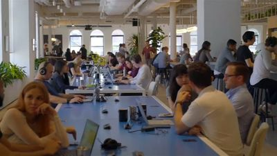 WeWork's troubled market debut is delayed