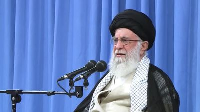 Iran's Khamenei rejects talks with United States.