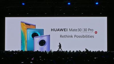 Huawei launches new flagship phone, but Google apps may be missing