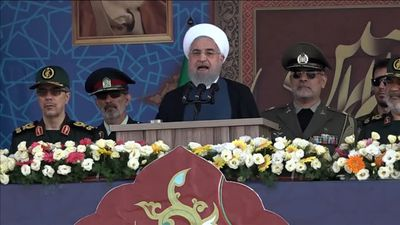 Iran has a plan for Gulf security - Rouhani