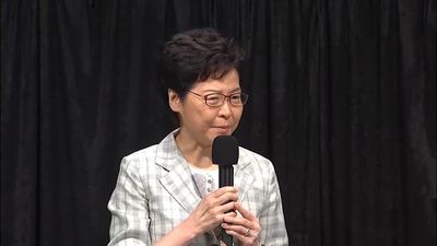 Carrie Lam criticised at first 'open dialogue'