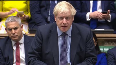 UK PM Johnson says hopes this is the moment to get Brexit resolution
