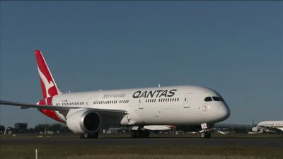 Qantas tests world's longest commercial flight