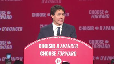 Canada's Trudeau to remain in power but with minority government