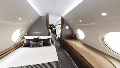 Gulfstream unveils 'most spacious' G700 private jet