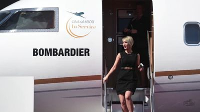 Meat waste joins biofuels at luxury jet show