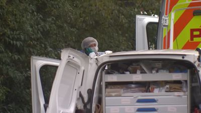 UK police find 39 bodies in cargo truck, driver arrested