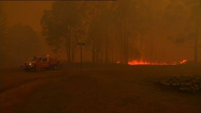 Australia braces for more bushfires as conditions set to worsen
