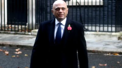 UK's Javid says opposition Labour would trigger economic crisis