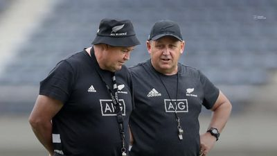 Foster announced as All Blacks coach