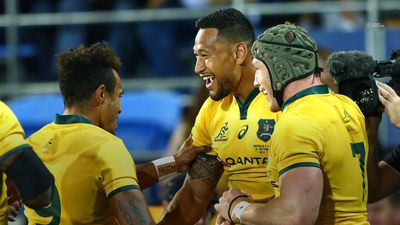 Israel Folau scouted by Northern Hemisphere club