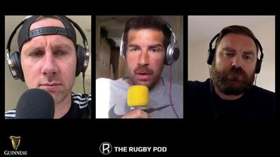 The Rugby Pod I Season 4 I Episode 35