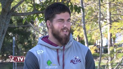 Reds captain Liam Wright on the Waratahs