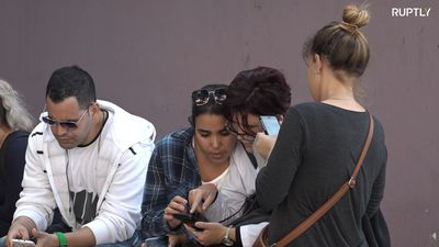 Cubans already hooked as country gets 3G