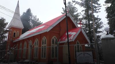 Muslim family maintains church in Pakistani mountains