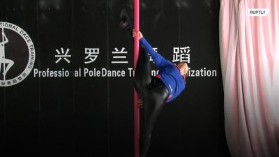 This 73-year-old pole dancer is proving that age is no barrier