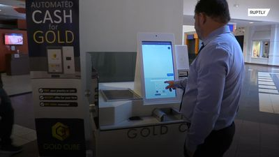 Cash-for-gold ATM opens in Florida