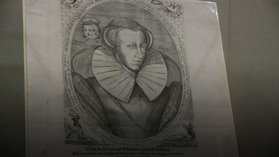 Mary Queen of Scots treasures displayed on anniversary of execution