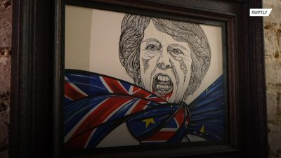 Brexit 'takes back control' at London exhibition