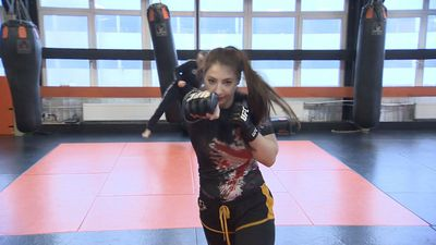 Meet Russia's newest UFC star Liana Jojua