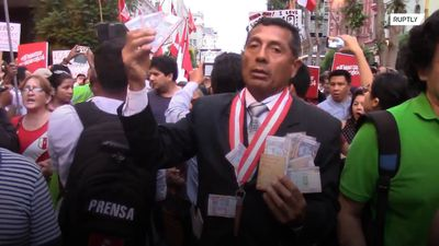 Former Peruvian president commits suicide amid Odebrecht scandal