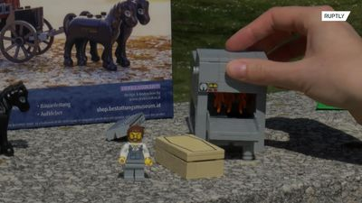Vienna museum uses LEGO to teach kids about death