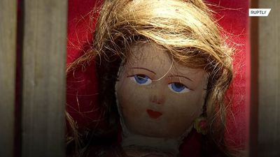 Doll with hair from Jewish Holocaust victim displayed in Turkey