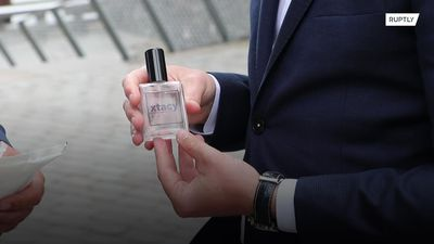 Smell like Ecstasy - the new fragrance by Dutch police