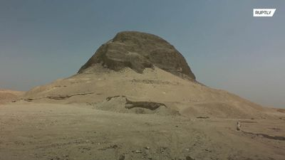Pyramid of Senusret II opens to public for first time