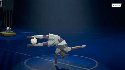 Cirque du Soleil hold dress rehearsal of Messi10 show in Barcelona