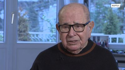 Holocaust survivor recalls being saved from deportation to Auschwitz ahead of 75th liberation annive