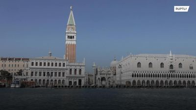 Venice recovers from overtourism in unexpected silver lining of coronavirus lockdown
