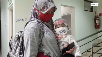 From baby shields to robots - People in Indonesia respond to the coronavirus pandemic in the most cr