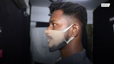 'This will become a trend' - Chennai studio introduces faceprint masks