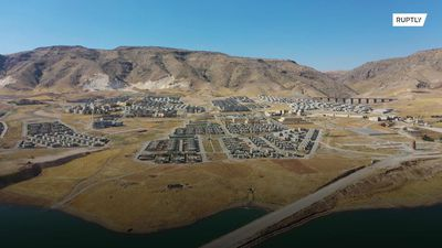 Watch the ancient town of Hasankeyf disappear in dam reservoir