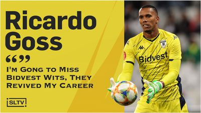 Ricardo Goss Interview: I'm Gong to Miss Bidvest Wits, They Revived My Career