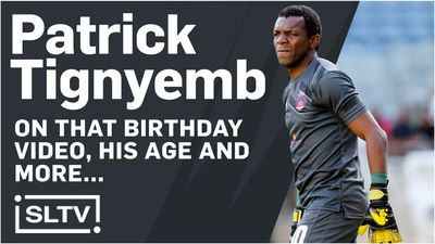 Patrick Tignyemb on that Birthday Video, His Age and More...