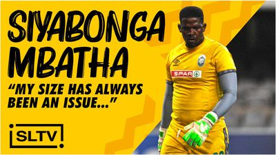 Siyabonga Mbatha Interview | My Size Has Always been An Issue...