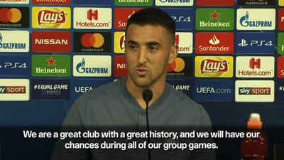 Inter 'are a great club with great history' - Vecino