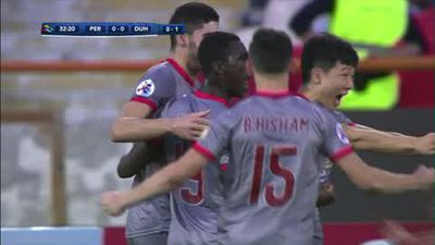 Persepolis fight back to defeat Al Duhail and advance to AFC Champions League semi-finals