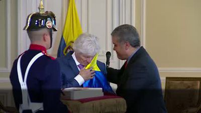 Jose Pekerman honoured for services to Colombian football