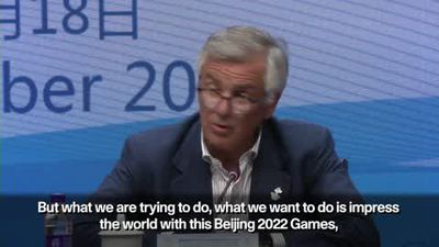 Beijing 2022 to deliver 'most intelligent Olympic Games ever'