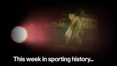 On this week in Sporting History