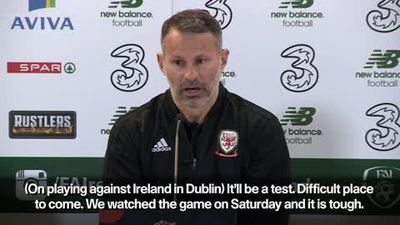 Dublin a 'difficult place to come' - Giggs