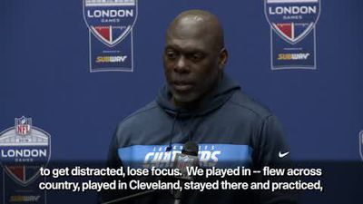 'Dressing room key to LA Chargers success' Anthony Lynn after Wembley win